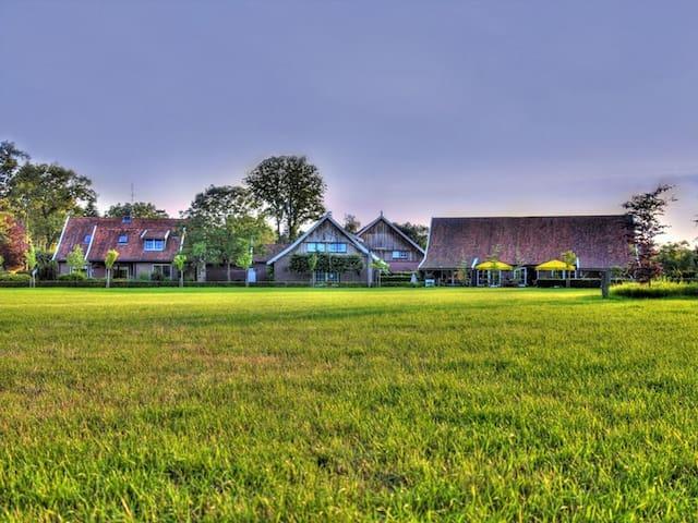 Woning landelijk gelegen - Haaksbergen - Daire