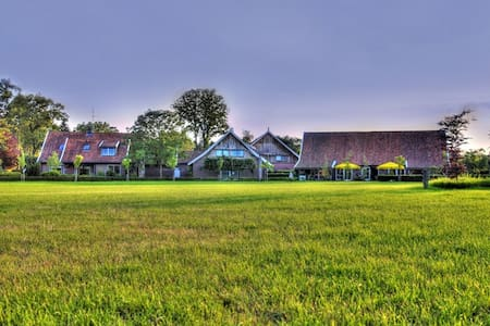 Woning landelijk gelegen - Haaksbergen - Lakás