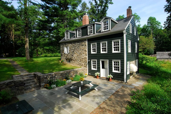 The Stone House 1807   - New Paltz - Rumah