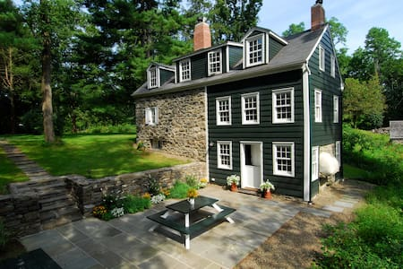 The Stone House 1807   - New Paltz - Hús