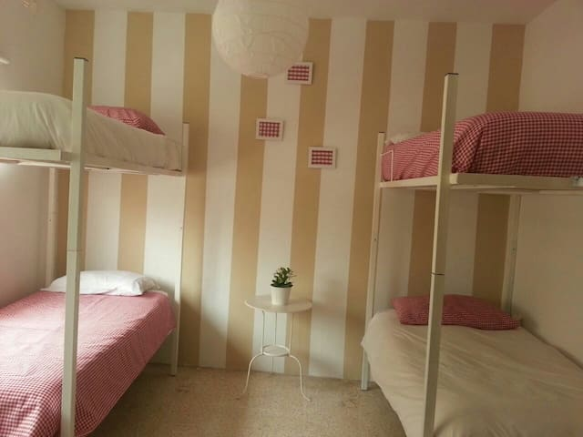 SHARE ROOM 15€ per pers!!!!!!!!!!!! - Is-Swieqi - Huis
