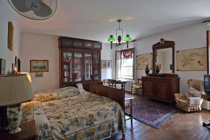 Suite Principesca, 3 persone-B&B Villa Gradenigo
