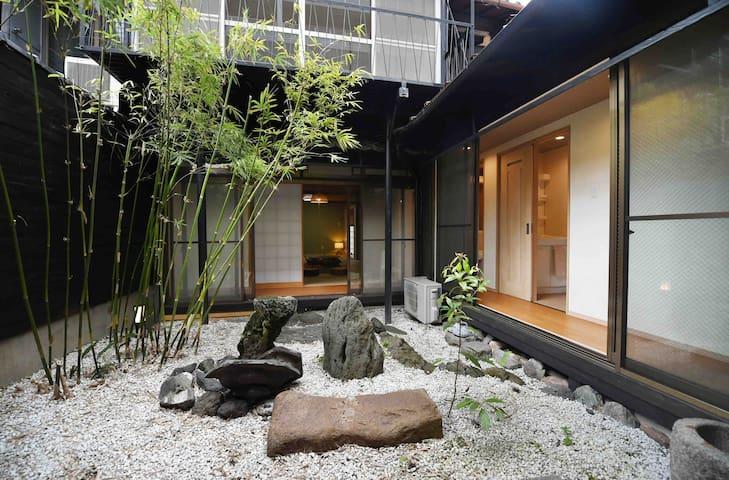 霖屋 两层独栋 日本庭园景观 交通便利 位置优越