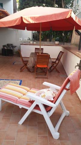 Sun cottage in Forio - フォリョ - 別荘
