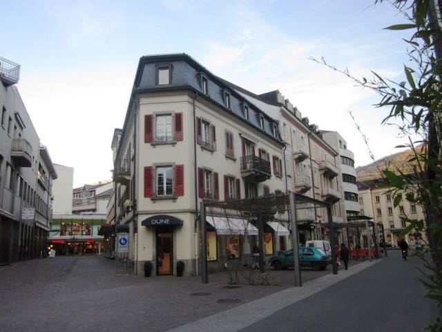 Superbe appartement Sion-centre - Sion - Apartment