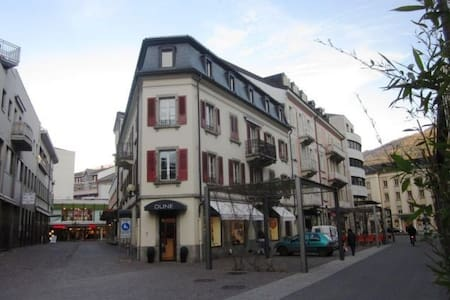 Superbe appartement Sion-centre - Sion - Lejlighed