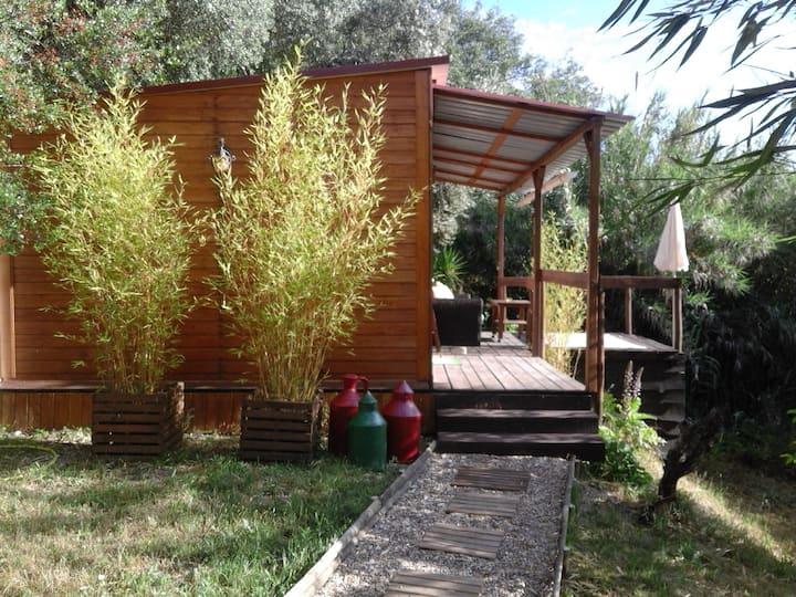 Casa de Campo  (casa de madeira) isolada
