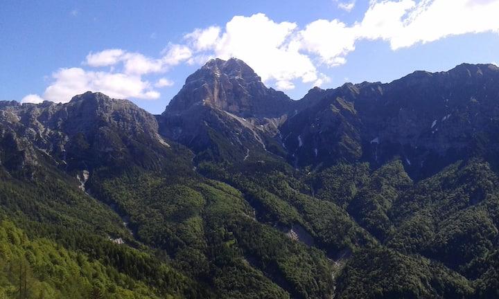Erto,Val Vajont e Dolomiti Friulane
