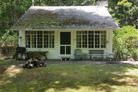 Serene, Private, Rustic Cottage on a Stream - Bearsville