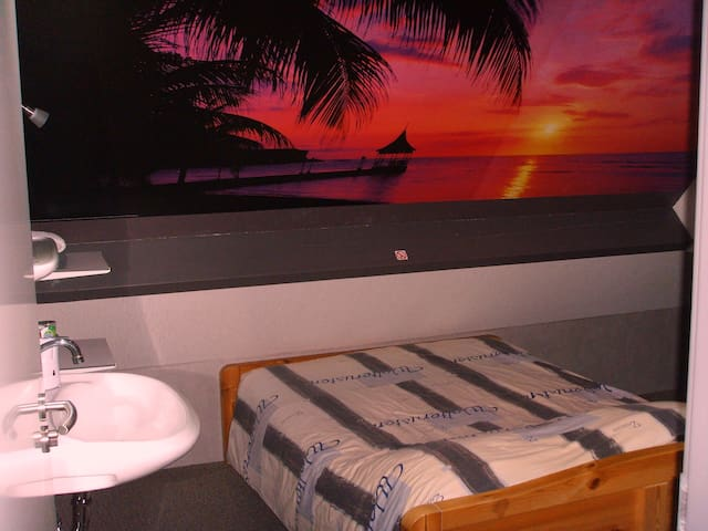 B & B Drentse Zon / Beach room - Nieuw Amsterdam - Bed & Breakfast