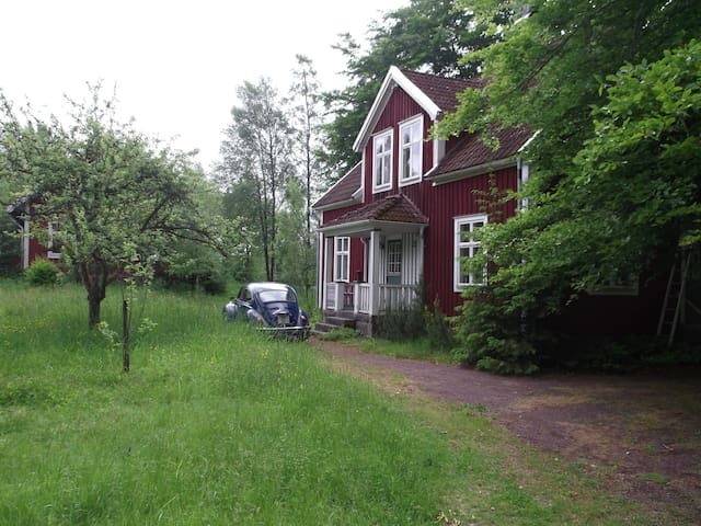 Gamla Lärarbostaden - Lenhovda - Wohnung