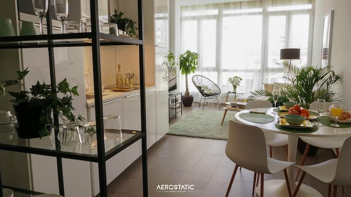 Apartamento tipo Loft Uncibay-Málaga Centro