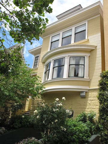 San Francisco Luxury Summer Rental