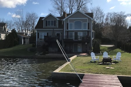 Highland Lake Vacation Home - Winchester - บ้าน