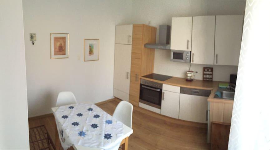 Wohnung mit Garten in Wien - Viyana