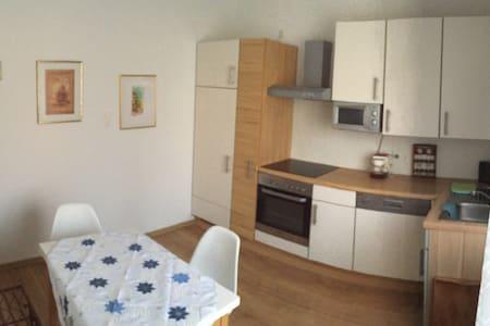 Wohnung mit Garten in Wien - Wenen