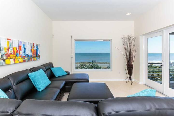 Sea Turtle - Flagler Beach - Casa