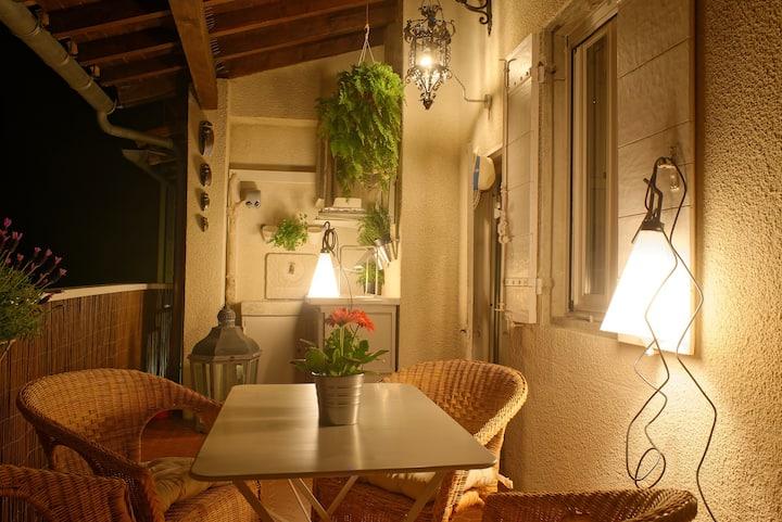 Maison Typique Arlésienne avecTerrasse et Garage