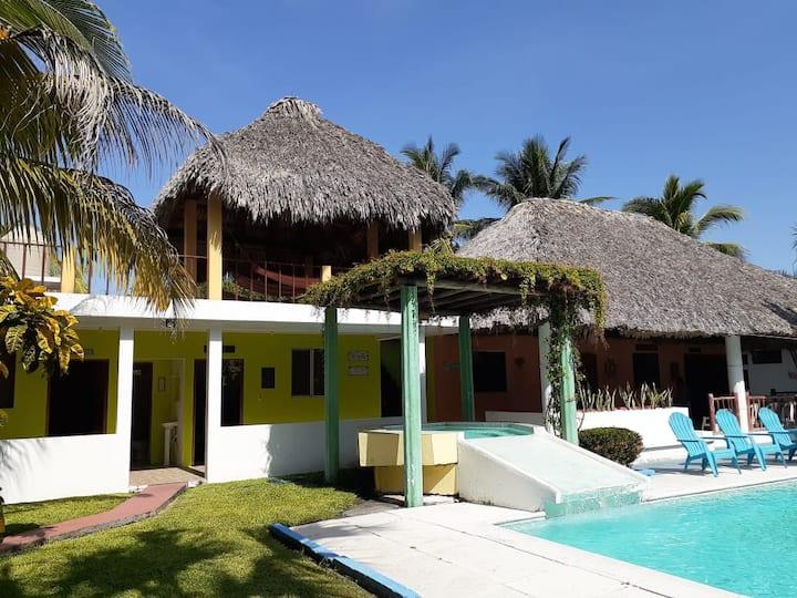 Casa de Playa en Monterrico