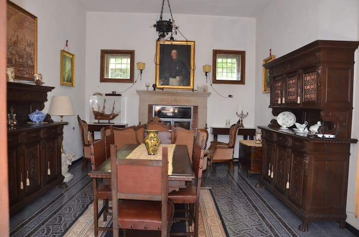Appartamento Palazzo Mattina - San Rufo - Casa