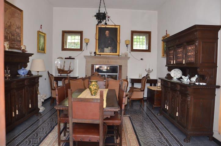 Appartamento Palazzo Mattina - San Rufo - House