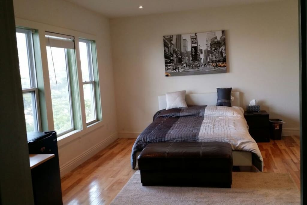 Master Bedroom W 2 Beds Private Bath Parking Houses For Rent In San Francisco California