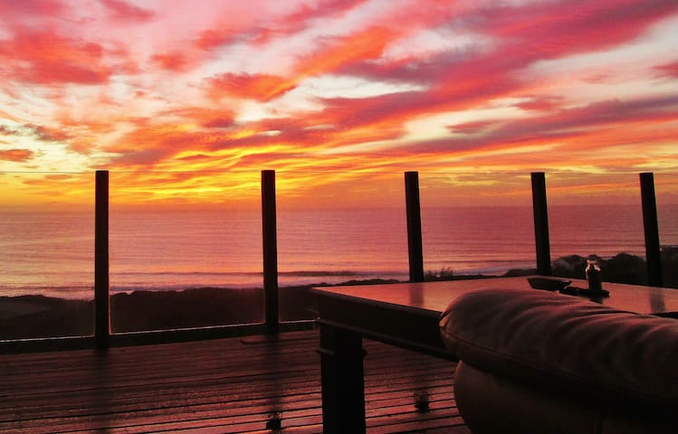 Starfish Surf House, Jeffreys Bay. - Jeffreys Bay