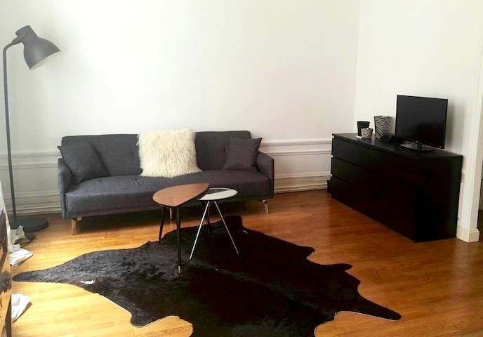 Beautiful & spacious flat close to Arc de Triomphe