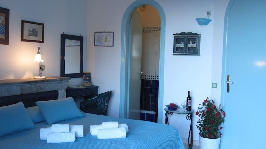 B&B Villa Schiticchiu - Scilla seaview doubleroom