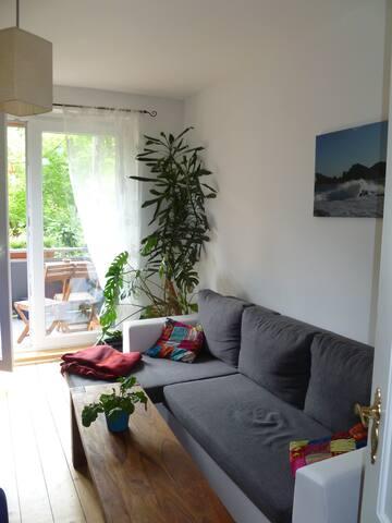 schöne Wohnung in Hamburg - Hamburg - Apartment