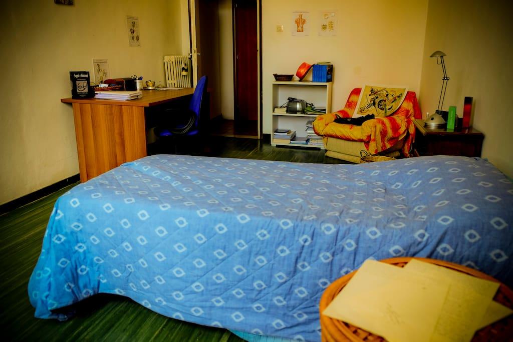 camera 2 con letto matrimoniale
