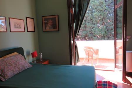 Stanza privata in villa sul mare - Marina di Gioiosa Ionica