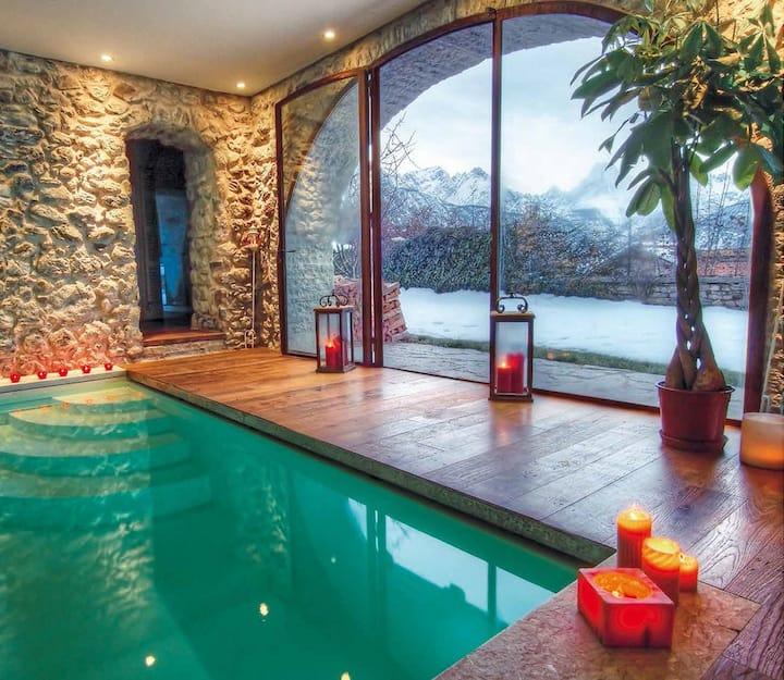 villa chalet vicino Cortina Dolomiti WIFI garage