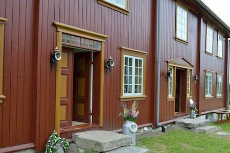 NORDÅS/GRØNA SKYSSTASJON/SAGSTUEN - Østre Toten