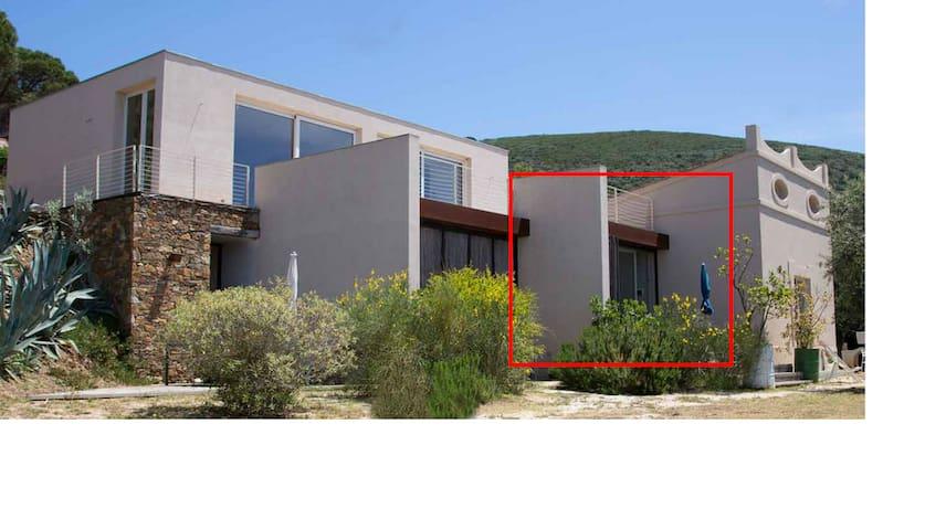 Rosso Di Sera all'Elba (2 Persone) - Capoliveri - Appartement
