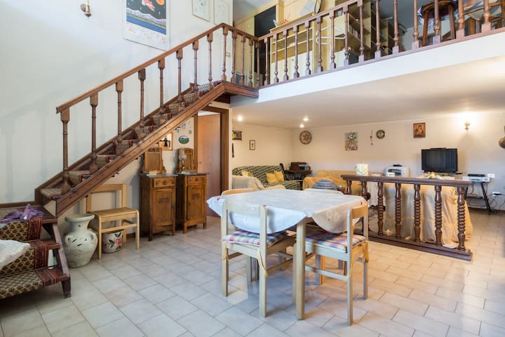 Lovely independent apartment Umbria - Piediluco