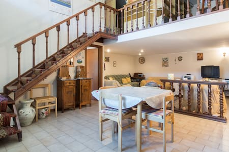 Lovely independent apartment Umbria - Piediluco - House