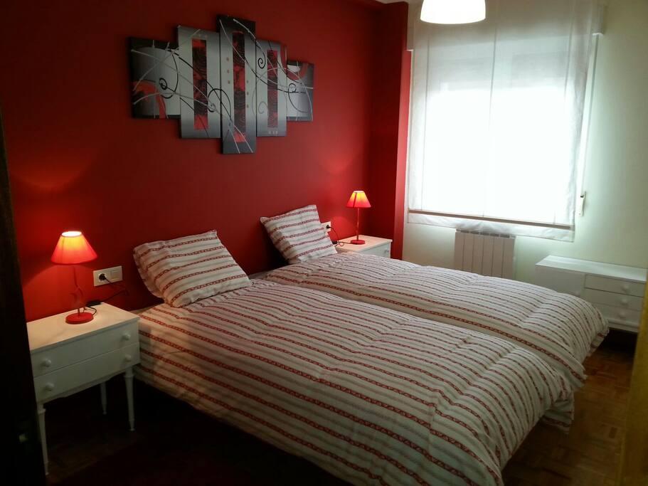Piso de 3 habitaciones en el centro n reg evi0017 - Apartamentos en alquiler en vitoria ...