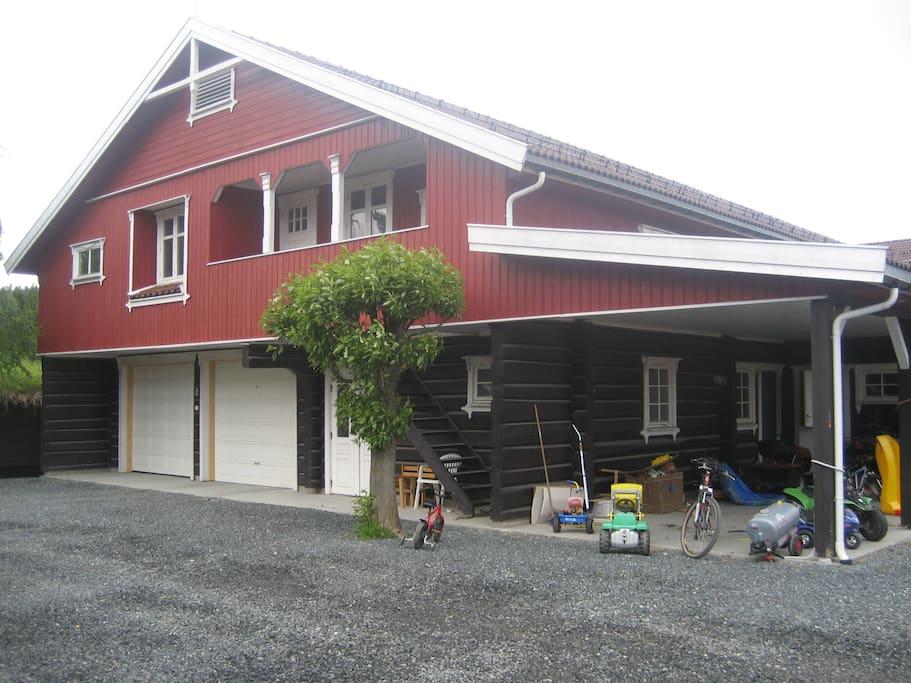 Ny leilighet på Nordås Gård