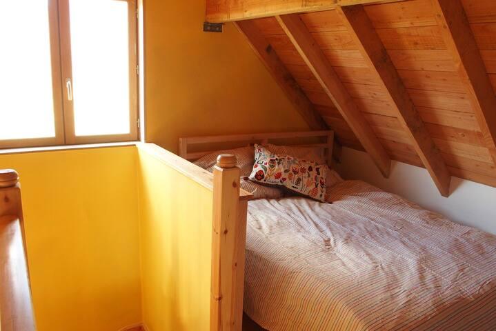 Chambre 2 (mezzanine)