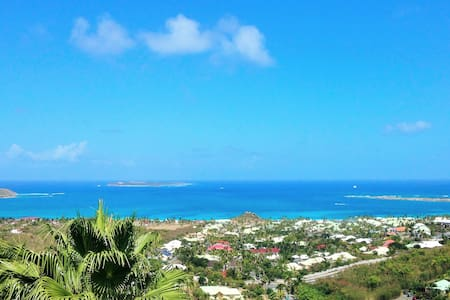 The View 2 - Amazing ocean views - Orient Bay - Bungaló