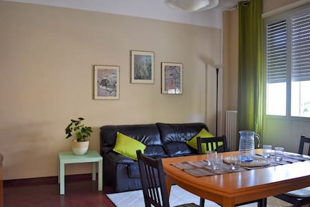 Family flat near center and beach - Porto San Giorgio - Apartment