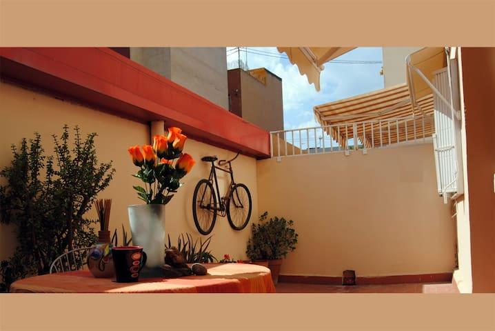 apartment The Bicycle / Malvarrosa