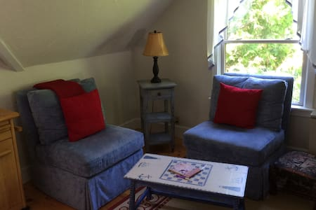 Carriage House - Phippsburg - Chatka