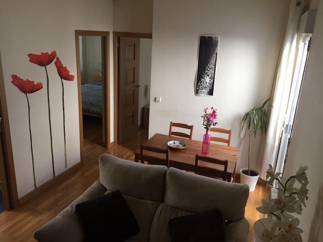 luminoso piso en una de las mejores zonas d madrid - Madrid - Huis