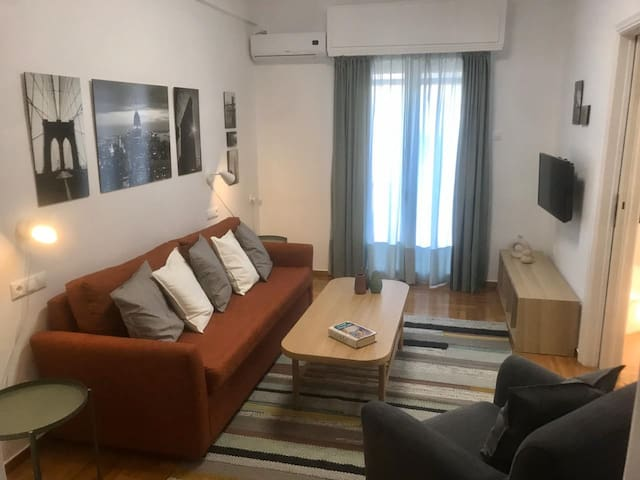 Zinni Koukaki Apartment
