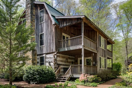 5BR/5.5 BA Country Inn (Hachland Hill) up to 18pp - Nashville - Hús