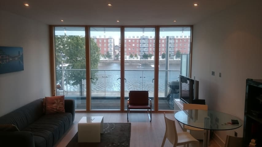 Luxury Room in Grand Canal for 2 - Dublin - Haus