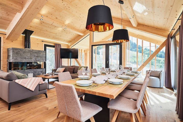 Cosy Chalet in Ennsling Styria with Terrace