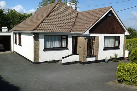 Large Double Room with a Lake view - Sligo